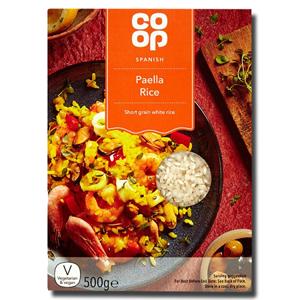 Coop Paella Rice 500g