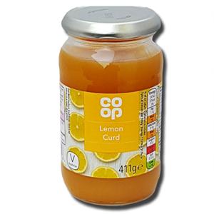 Coop Lemon Curd 320g