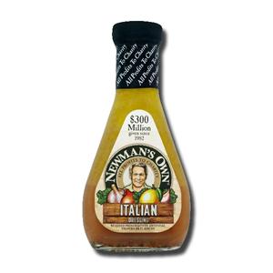 Newman's Own Italian Dressing 250ml