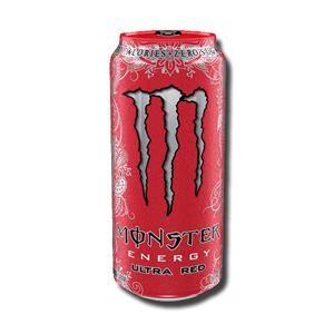 Monster Energy Ultra Red Zero 500ml