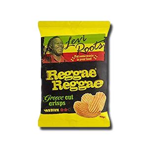 Levi Roots Reggae Medium Groove Cut Crisps 40g