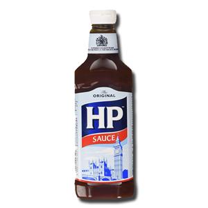 HP Sauce Original Squeezy 600g