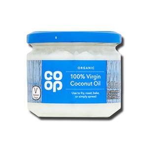 Coop 100% Virgin Coconut Oil 300ml
