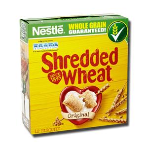 Nestlé Shredded Wheat 12's 270g
