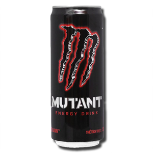 Mutant Energy Drink Red Dawn 330ml