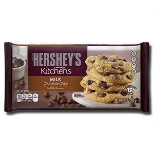 Hershey's Milk Chocolate Chips 326g
