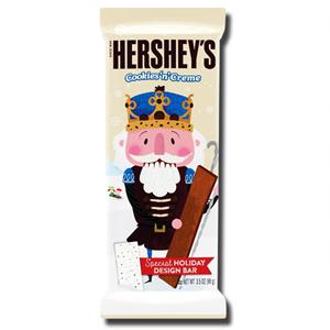 Hershey's Holiday Cookies 'n' Creme Nutcracker Bar 99g