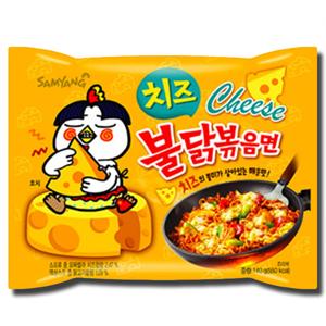 Samyang Cheese Hot Chicken Ramen 140g