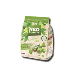 Uniconf Neo Botanica Gomas de Chá Verde e Lima 150g