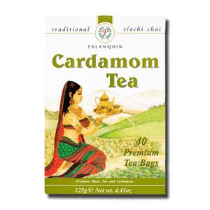 Palanquin Cardamom Tea 40's
