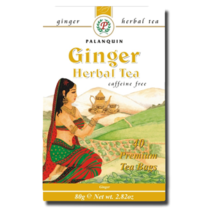 Palanquin Ginger Tea 40's