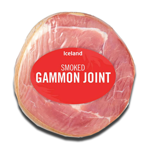 Iceland Smoked Gammon Joint 2Kg