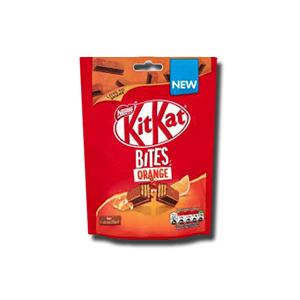 Nestlé Kit Kat Bites Orange 104g