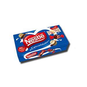 Nestlé Especialidades Assorted Chocolate Box 300g