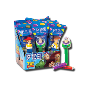 Pez Dispenser Toy Story 4 24.7g