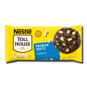 Nestlé Toll House Premier White Morsels 340g
