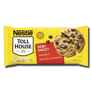Nestlé Toll House Semi-Sweet Morsels 340g