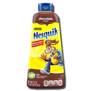 Nesquik Chocolate Syrup 623.6g