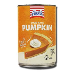 American´s Finest Pumpkin Paste 100% Natural 425g