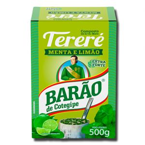 Barão Tereré Erva Mate Menta e Limão 500g