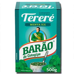 Barão Tereré Erva Mate Menta Ice 500g