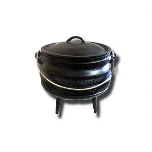 Bestduty 1/4 size Iron Pot