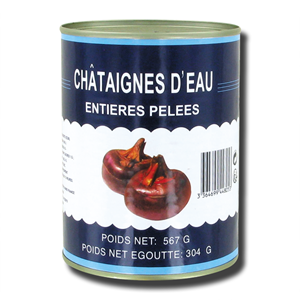 Cock Brand Water Chestnuts 304g