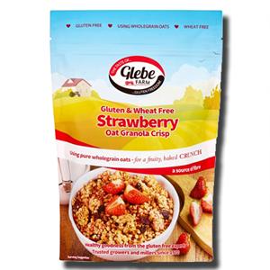 Glebe Farm Gluten Free Strawberry Oat Granola 325g