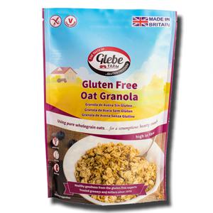 Glebe Farm Gluten Free Oat Granola 325g