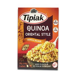 Tipiak Quinoa Oriental Style 180g