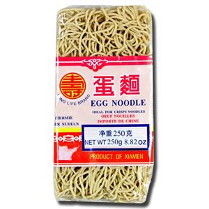 Long Life Egg Noodles 250g