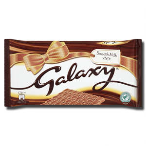 Galaxy Smooth Milk Giant Bar Valentine 360g