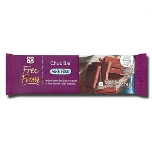 Coop Milk Free Chocolate Bar 35g