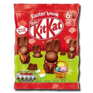 Nestlé KitKat Bunnies 6x11g