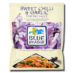 Blue Dragon Sweet Chille & garlic Stir Fry 120g