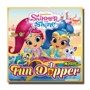 Nickelodeon Shimmer Shine Fun Dipper 14g