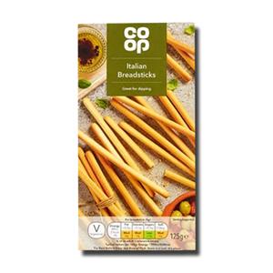 Coop Italian BreadSticks 125g