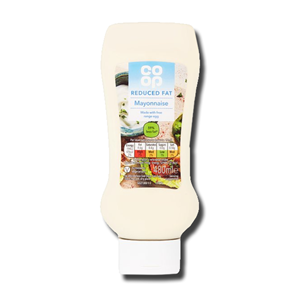 Coop Mayonnaise Reduced Fat 480ml