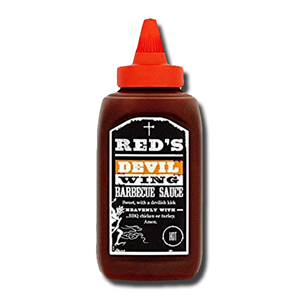 Red's Devil Wing Barbecue Sauce 320g