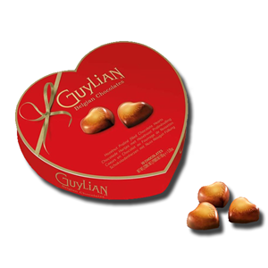 Guylian Belgian Chocolate Heart Valentine 105g
