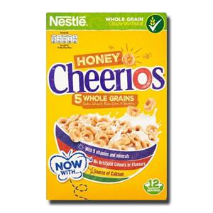 Nestlé Honey Cheerios 375g
