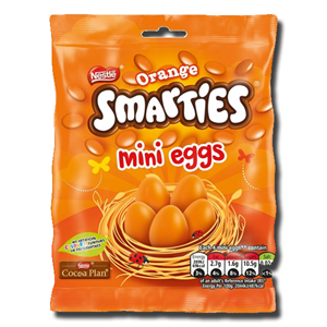 Nestlé Smarties Mini Eggs Orange 80g
