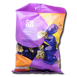 Coop Chocolate Eclairs 175g