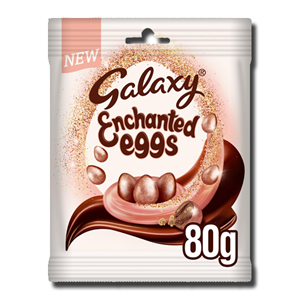 Galaxy Enchanted Chocolate Eggs Bag 80g