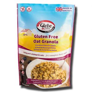 Glebe Farm Organic Gluten Free Oat Granola 325g