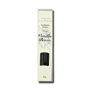 Taylor & Colledge Vanilla Beans 2 Pods 5g
