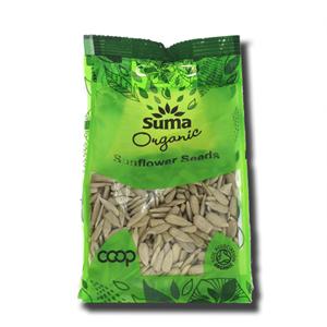 Suma Organic Sunflower Seeds 125g