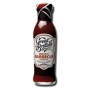 Great British Smoky BBQ Sauce 325g