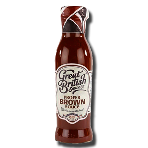Great British Proper Brown Sauce 305g