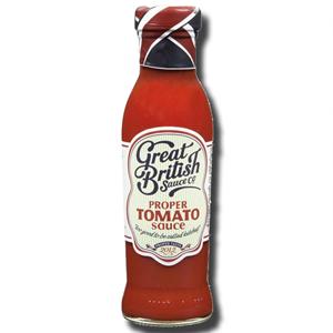 Great British Proper Tomato Sauce 310g